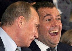 Как Медведев и Путин поделили между собой государственные дачи