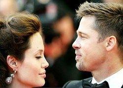 Джоли и Питт зачали детей в пробирке?
