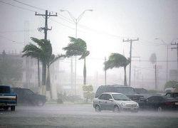 Ураган «Долли» сносит все на своем пути