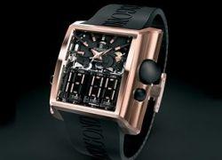 Электро-механические часы из Женевы