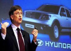 Microsoft и Hyundai-KIA готовят мультимедийную контрреволюцию