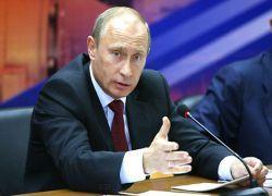 Слово Владимира Путина стоит $58 млрд