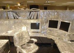 Офисные шалости полезны для здоровья