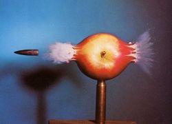 Пуля с изменяемой скоростью