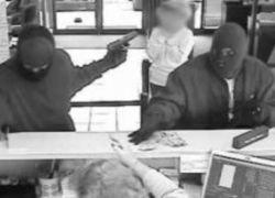 16−летняя налетчица «взяла» семь банков