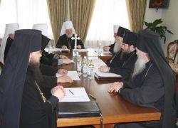 Виктор Ющенко попросил благословения на раздел церквей