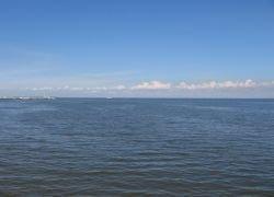 Двое эстонцев переплыли Финский залив
