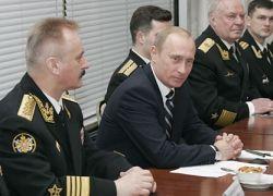 С днем ВМФ! Капитан подлодки получает 20 тысяч рублей