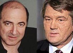 Березовский верит, что Ющенко отравили и подозревает Россию