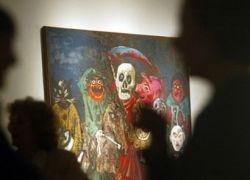 Ради 15 картин Берни грабители переоделись полицейскими
