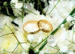 Подмосковные ЗАГСы переживают свадебный бум