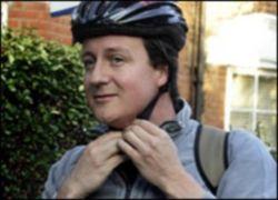 Найден похищенный велосипед лидера консерваторов