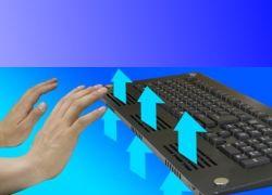 Клавиатура Thanko USB Cooler поможет тем, у кого потеют руки