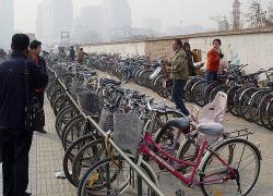 Пекинские отели раздадут постояльцам велосипеды