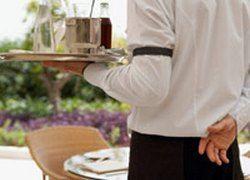 За что штрафуют официантов