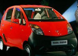Tata Nano тоже поедет на тяжелом топливе