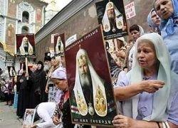 Визит Алексия II в Донецк отложили по рекомендации врачей