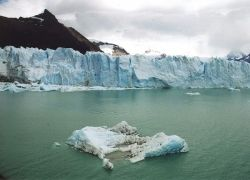 Глобальное потепление в действии