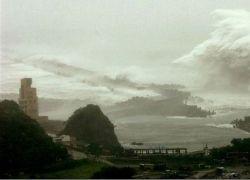 На Тайвань обрушился мощный тайфун