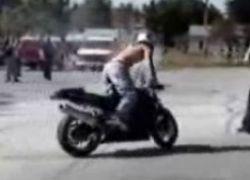 Инцидент на мотофестивале