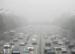 Китай перед Олимпиадой: грязный воздух и тусклый вид
