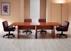 Продуктивность переговоров зависит от формы переговорного стола