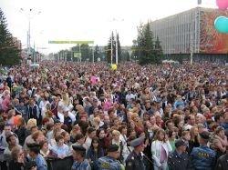 Большинство москвичей пока против слияния столицы с областью