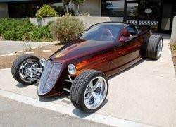 Ретрокар автомобильного ателье Foose Design появился в продаже