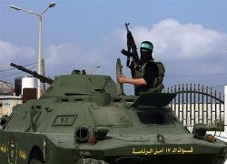 Сектор Газа отказывается принять арабских миротворцев