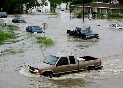 Последствия урагана «Долли» в Техасе и Мексике
