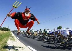 Фотографии с соревнования «Тур-де-Франс-2008»