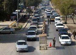 В Багдаде запретили движение автотранспорта