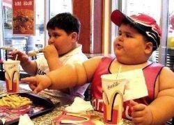 Через 30 лет от ожирения будут страдать 86% американцев
