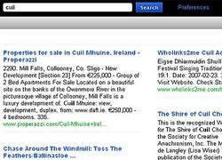 Амбициозный поисковик Cuil не выдержал нагрузки