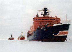 Россия национализирует старые ледоколы и намерена строить новые