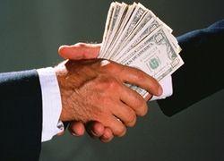 Число коррупционных преступлений возросло на треть