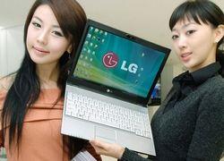 LG делает свой мини-лэптоп