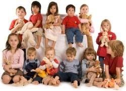 Где ставят рекорды по количеству детей в семье