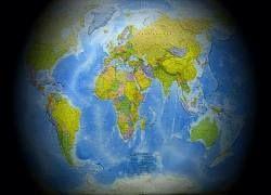 Формирование континентов увеличивает количество кислорода