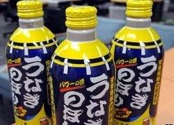 Японцы пробуют новинку: энергетический напиток из угря