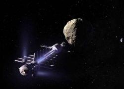 Гравитационный трактор спасет Землю от астероидов