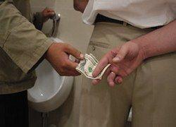 Борьба с коррупцией: взяточников за полгода стало на 10% больше