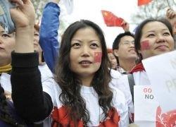 Пекин: спортсменки пройдут проверку на половую принадлежность