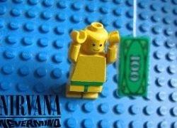 Обложки в стиле Lego