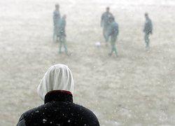 """Российский футбол перейдет на систему \""""осень-весна\"""" к 2012 году"""