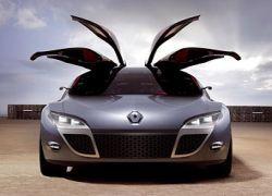 Автомобили Renault учатся летать