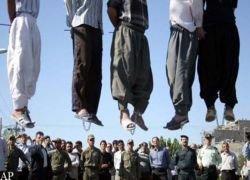 Франция осудила массовую казнь в Иране