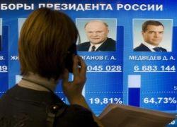 Самым коррумпированным кандидатом на выборах был Медведев?