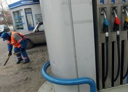 Бензин в России будут производить из мусора?