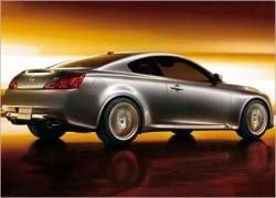 Автомобили марки Infiniti появятся на европейском рынке